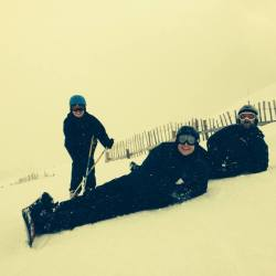 Glenshee Boarding with KJB and PC